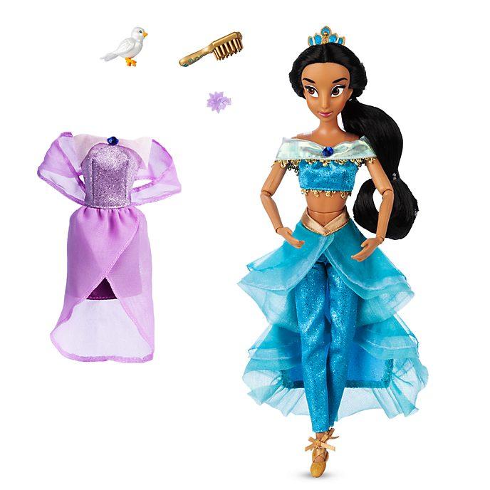 Disney Store Princess Jasmine Ballet Doll