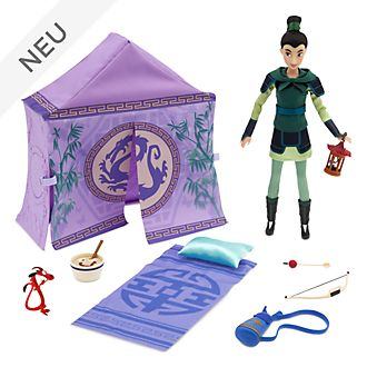 Disney Store - Prinzessin Mulan - Zeltplatz-Spielset