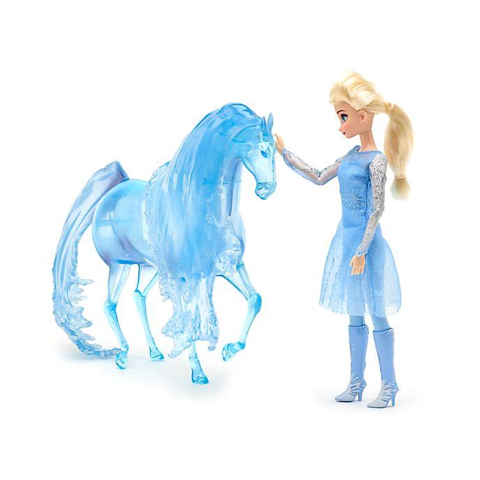 Disney Store - Die Eiskönigin2 - Elsa und Nokk - Spielset