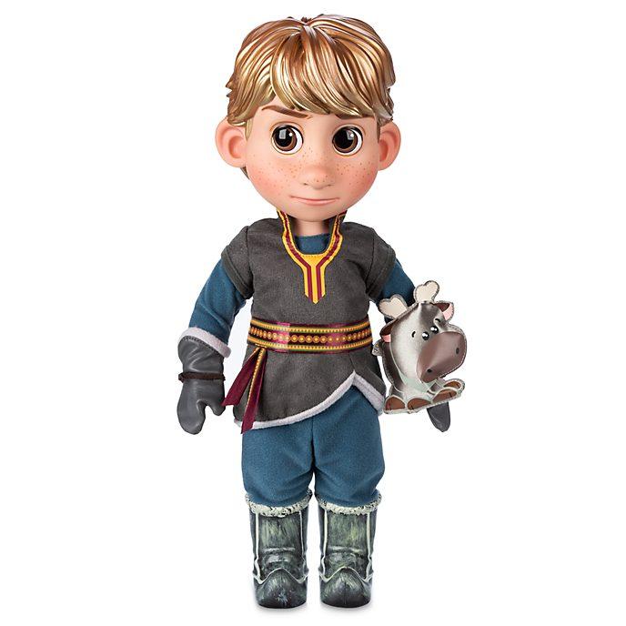 Disney Store - Disney Animators Collection - Die Eiskönigin - völlig unverfroren - Kristoff - Puppe