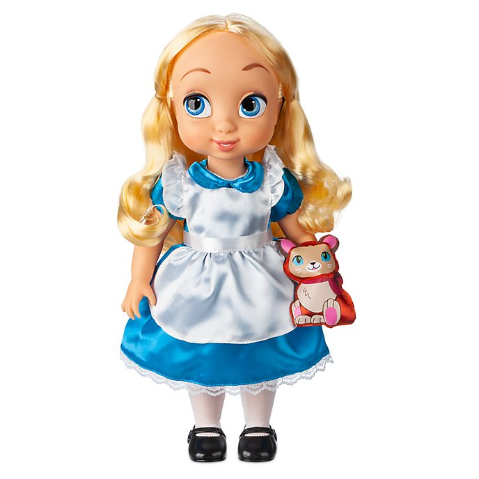 Disney Store Alice in Wonderland Animator Doll