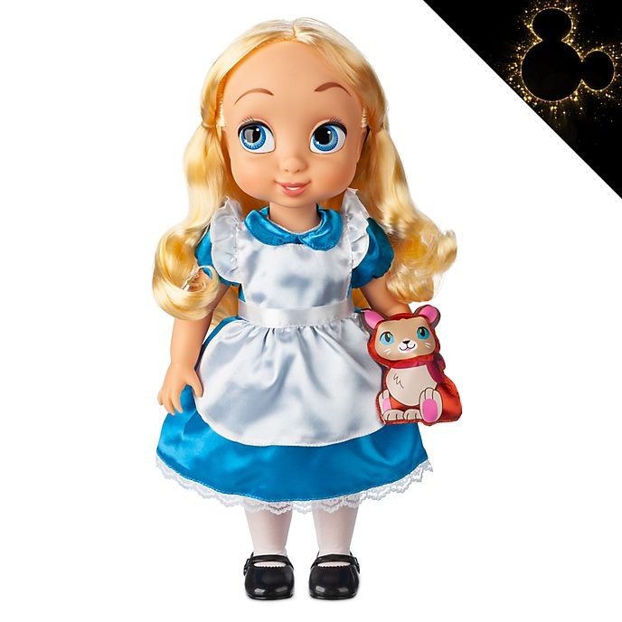 Bambola collezione Animators Alice nel Paese delle Meraviglie Disney Store