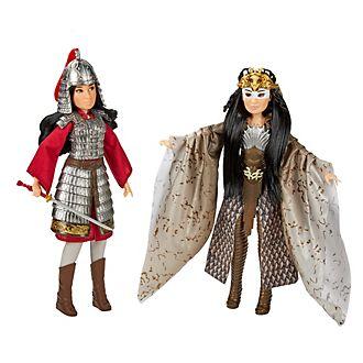 Bambole Mulan e Xianniang Hasbro