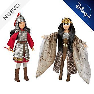 Muñecas Mulán y Xianniang, Hasbro