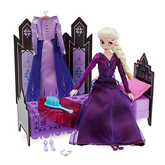 Disney Store - Die Eiskönigin2 - Elsa - Schlafzimmer-Spielset