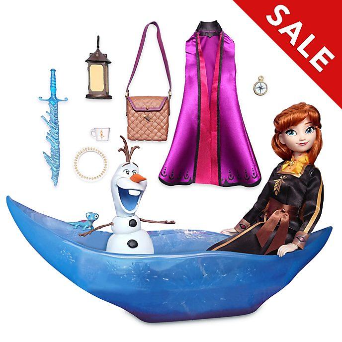 Disney Store Anna Adventure Playset, Frozen 2
