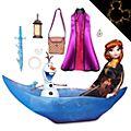 Set da gioco avventura Anna Frozen 2: Il Segreto di Arendelle Disney Store