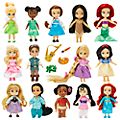 Disney Store Disney Animators' Collection Mini Doll Gift Set