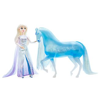 Disney Store Elsa and Nokk Playset, Frozen 2