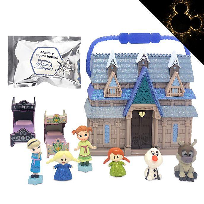 Disney Store Coffret de jeu Micro La Reine des Neiges, Animator Littles