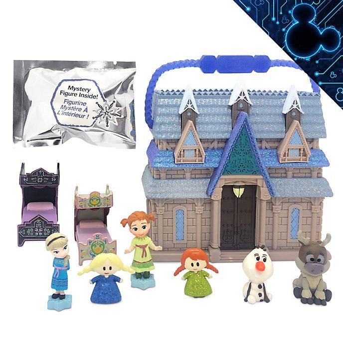 Disney Store - Disney Animators' Collection Littles - Die Eiskönigin - völlig unverfroren - Mikro-Spielset