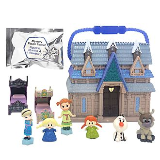Microset juego Frozen, colección Littles, Disney Animators, Disney Store