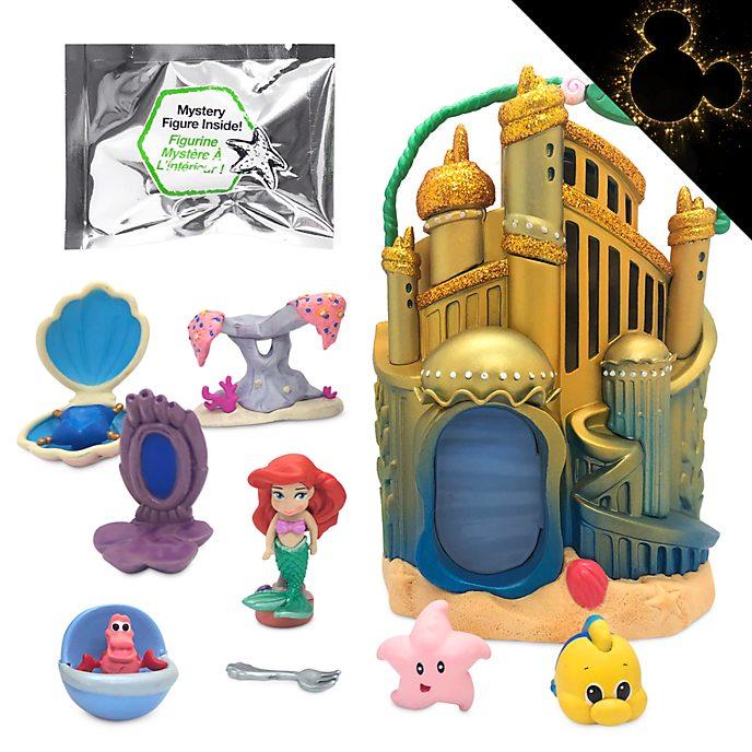 Disney Store Coffret de jeu Palais d'Ariel, Animator Littles
