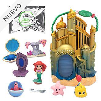 Set juego palacio de Ariel, colección Littles, Disney Animators, Disney Store