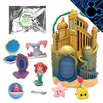 Disney Store Ariel's Palace Playset, Disney Animators' Collection Littles