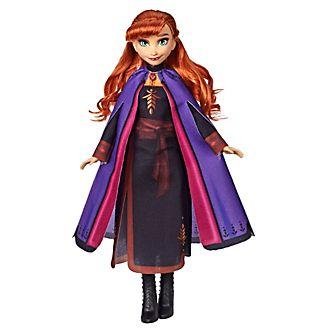 Hasbro - Die Eiskönigin 2 - Klassische Anna Puppe