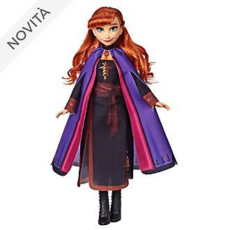 Bambola classica Anna Frozen 2: Il Segreto di Arendelle Hasbro