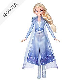 Bambola classica Elsa Frozen 2: Il Segreto di Arendelle Hasbro