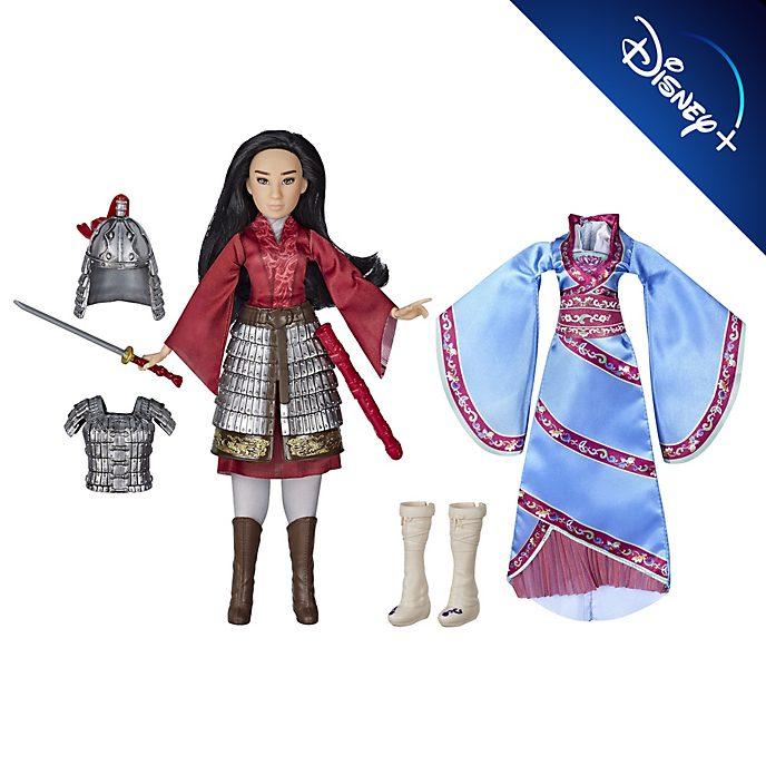 Muñeca Mulán dos reflejos, Hasbro