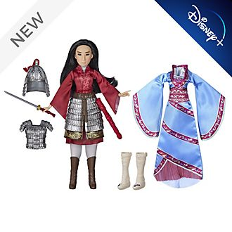 Hasbro Mulan Two Reflections Doll