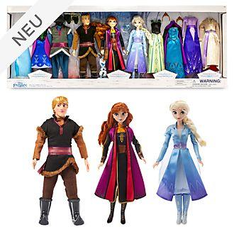 Disney Store - Die Eiskönigin - völlig unverfroren - Puppen-Geschenkset Deluxe