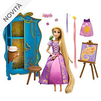 Set da gioco Guardaroba e toeletta Rapunzel, Rapunzel - L'Intreccio della Torre Disney Store