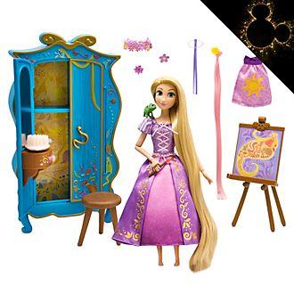 Set tocador armario Rapunzel, Disney Store