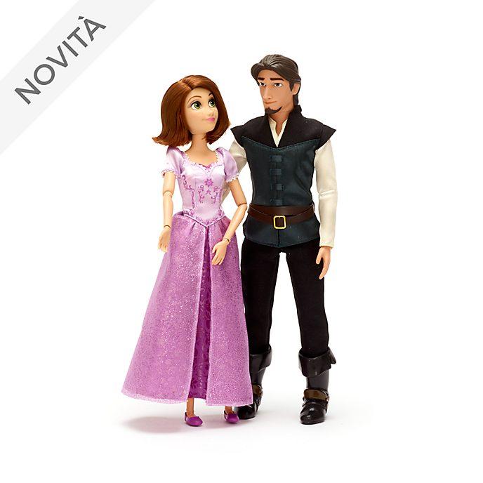 Set di bambole Rapunzel e Flynn Disney Store