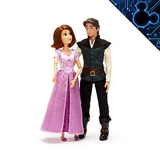 Disney Store - Rapunzel und Flynn - Puppenset