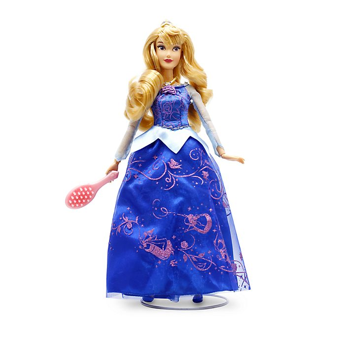Bambola Premium Aurora con abito luminoso Disney Store