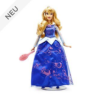 Disney Store - Aurora - Hochwertige Puppe in einem Kleid mit Leuchteffekt