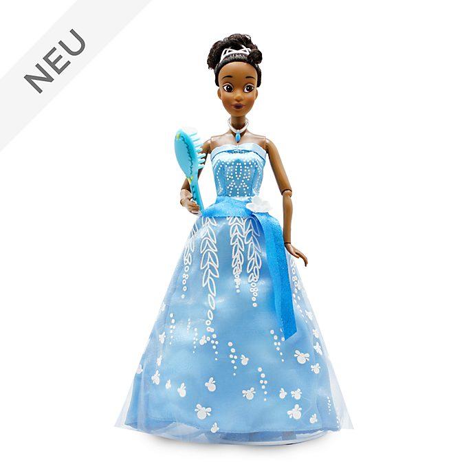 Disney Store - Tiana - Hochwertige Puppe in einem Kleid mit Leuchteffekt