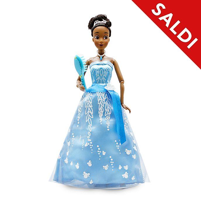 Bambola Premium Tiana con abito luminoso Disney Store