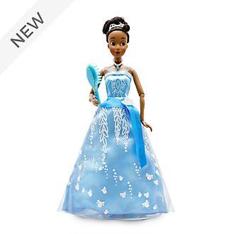 Disney Store Tiana Premium Doll with Light-Up Dress