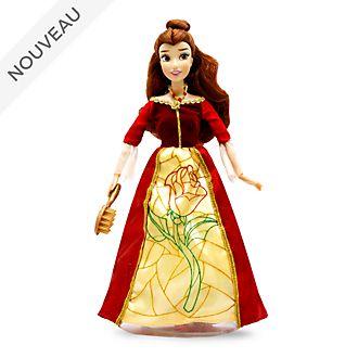 Disney Store Poupée Belle Premium avec robe lumineuse