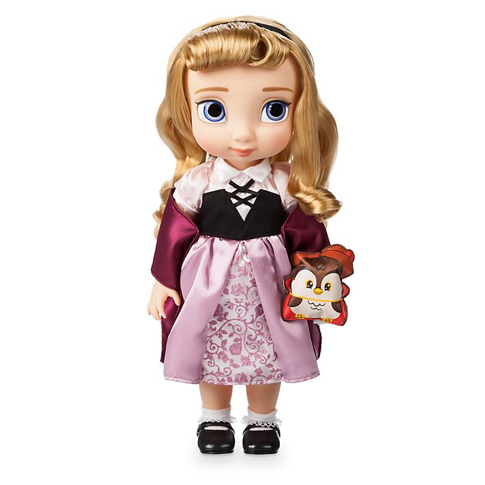 Disney Store - Disney Animators Collection- Dornröschen - Aurora Puppe