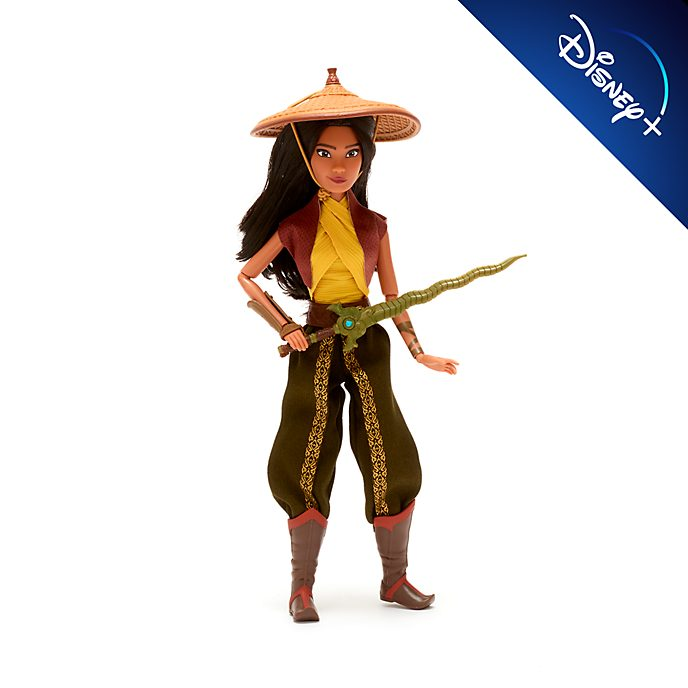 Disney Store Raya Classic Doll, Raya and the Last Dragon
