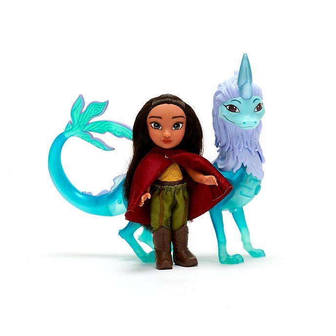 Jakks Coffret cadeau figurines Raya et Sisu