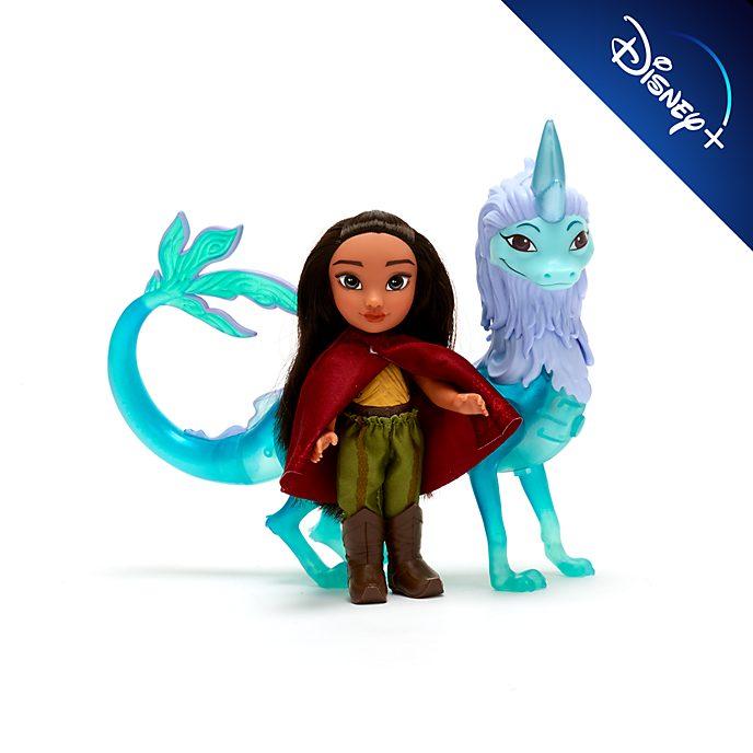 Jakks - Raya und Sisu - Spielzeuggeschenkset