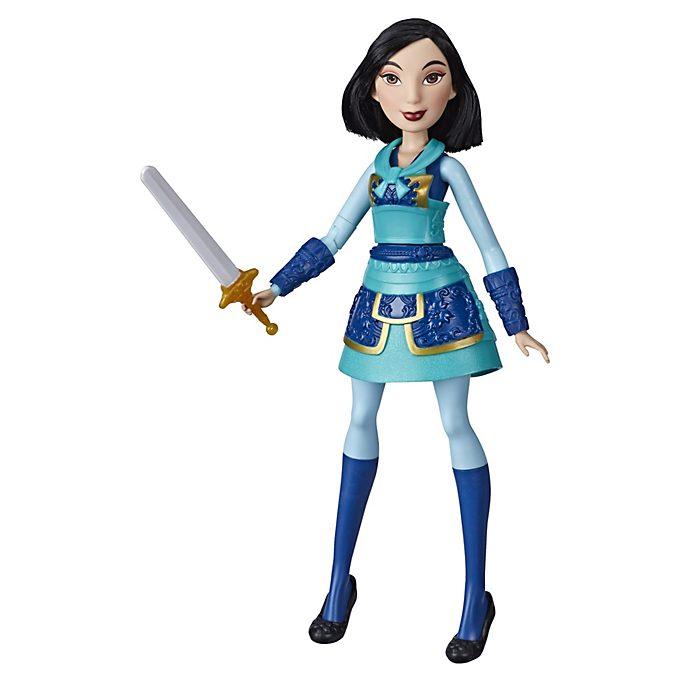 Hasbro Mulan Warrior Moves Doll
