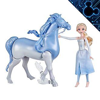 Hasbro Elsa Elsa with Swim and Walk Nokk Doll Set