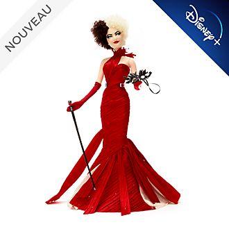 Disney Store Poupée Cruella en édition limitée