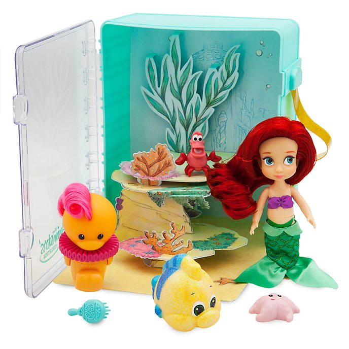 Disney Store Disney Animators' Collection Ariel Playset