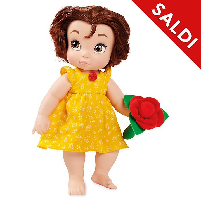 Bambola collezione Disney Animators Baby Belle Disney Store