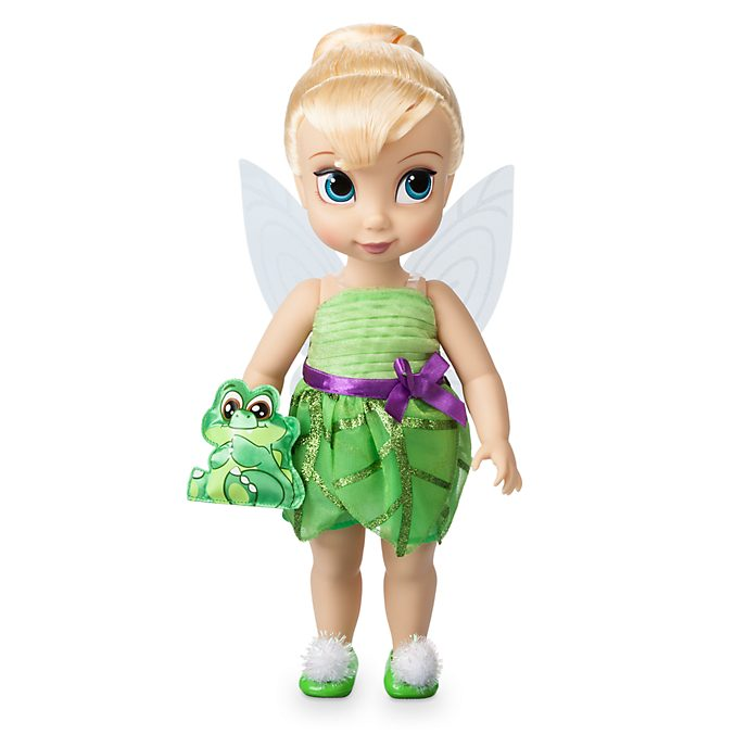 Disney Store - Disney Animators Collection -Tinkerbell Puppe