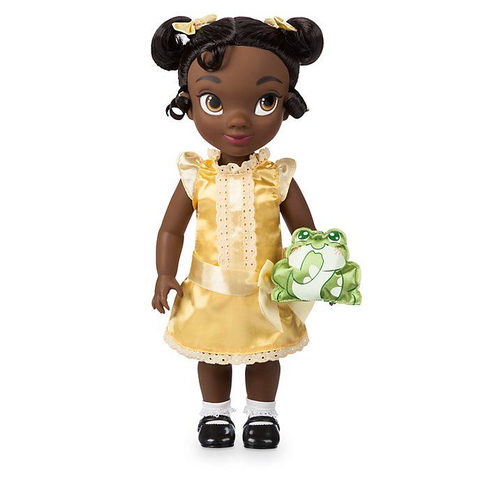 Muñeca Tiana, Tiana y el Sapo, Diseny Animators, Disney Store