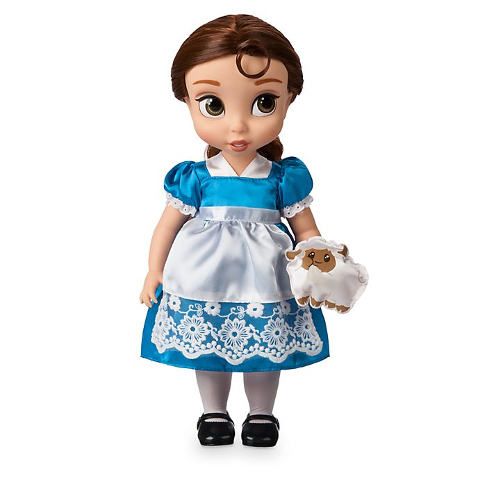 Disney Store - Disney Animators Collection - Belle Puppe