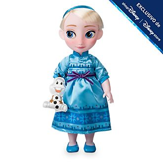 Muñeca Elsa, Frozen, Disney Animators, Disney Store