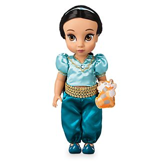 Disney Store - Disney Animators Collection - Prinzessin Jasmin Puppe