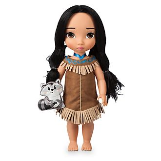 Disney Store - Disney Animators Collection - Pocahontas Puppe